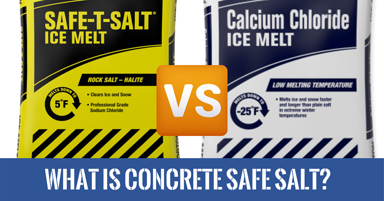 Concrete Safe Salt