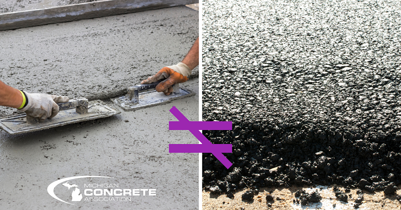 Concrete vs. Asphalt (1)